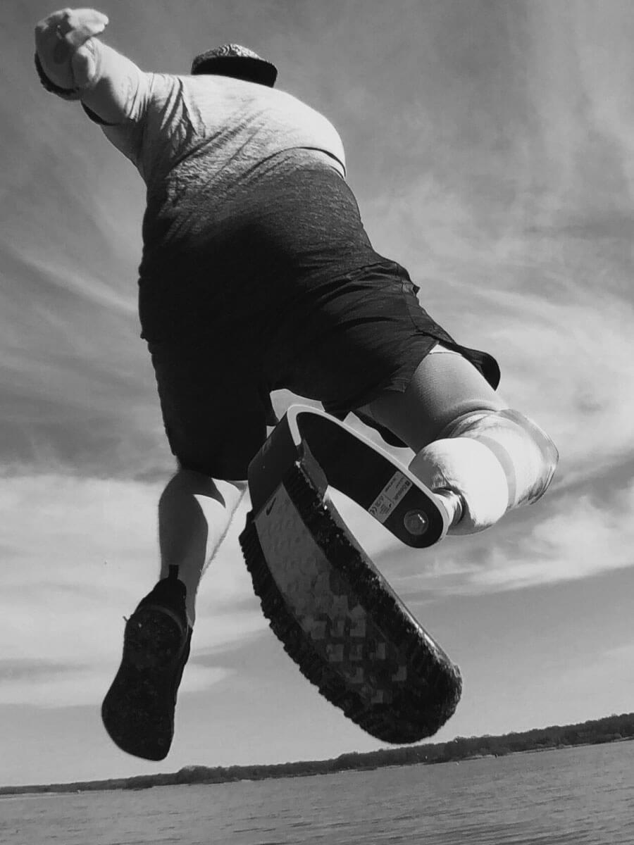 #E15 : Benjamin : « Le sport a cette magie de casser les barrières du handicap »
