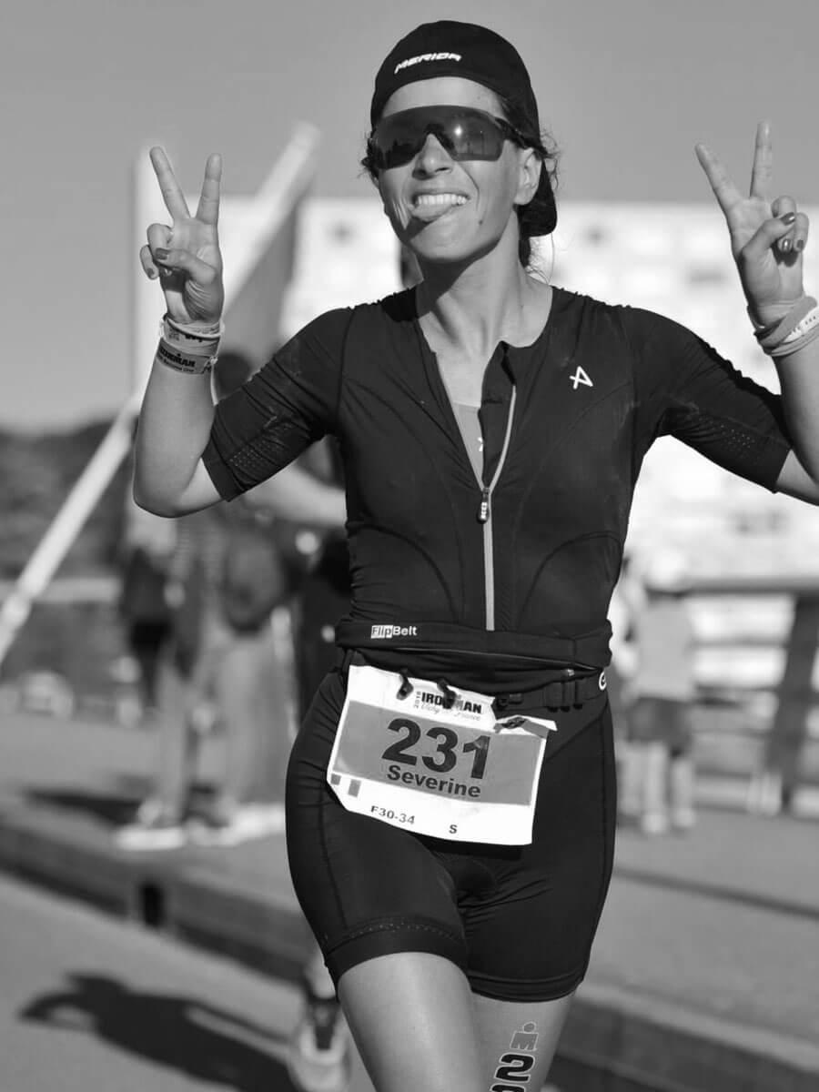 #E4 – Séverine : Son 1er Ironman – « Je savais pourquoi j'étais là »