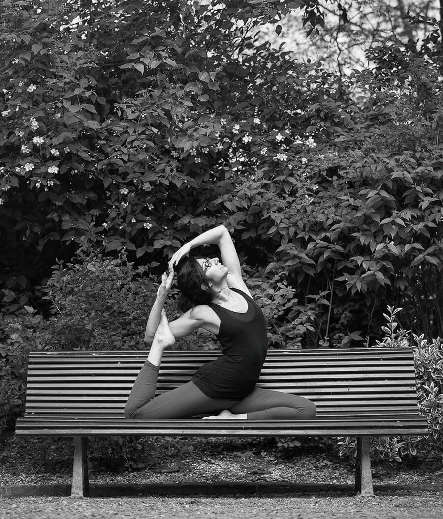Rosanne Lgd - Mouvement et alignement - 50 Nuances de Sport - E10 Sephora