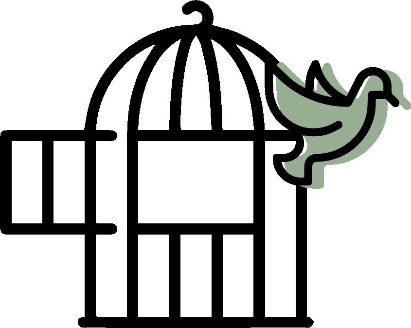 Rosanne Lgd - Mouvement et alignement - Valeurs : Liberté
