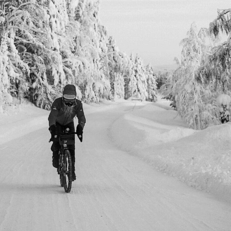 #E20 – Arnaud : 800km à vélo dans le grand froid